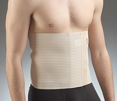 faja liposuccion abdominal