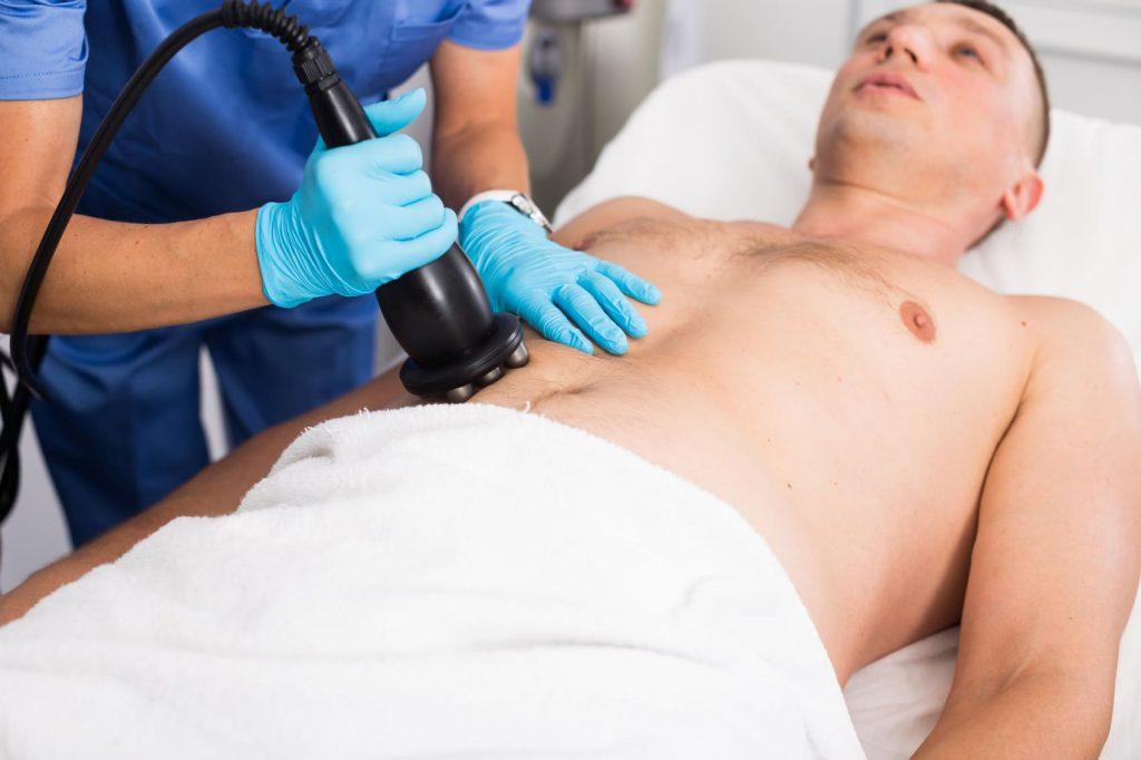 liposuccion cartucheras anestesia